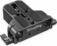 SMALLRIG Base Plate With 15mm Rod Clamp For Camera Rig Mounting Plate