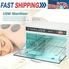 Sterilizer UV Towel Cabinet for Hair Beauty Spa Salon Sterilization Equipment US