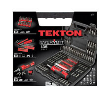 TEKTON 2841 Everybit (TM) Ratchet Screwdriver, Electronic Repair Kit 135-Piece