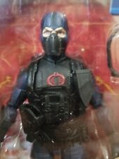 Gi joe classified cobra island cobra trooper black collar Last One