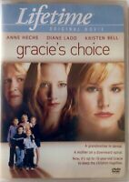 Gracies Choice (DVD, 2005) FACTORY SEALED / REGION 1 / NTSC