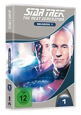 Star Trek - The Next Generation TNG Staffel 1 7er [DVD] NEU