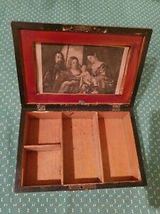 cofanetto scatola vintage