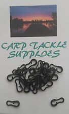 SINGLE HOOK QUICK CHANGE CLIPS - 25 Per Pack pike fishing