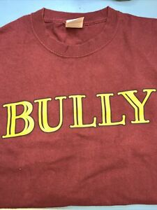 Rockstar Bully Video Game Small Official Promo T-Shirt