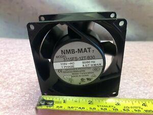 NMB-MAT 3115FS-12T-B30 115VOLT FAN