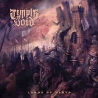 TEMPLE OF VOID - LORDS OF DEATH (COLORED VINYL)   VINYL LP NEU