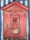 1924 Gamewell Cast Iron Fire Alarm Box