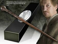 Harry Potter Remus Lupin Character Wand with Nameplate. Licensed Prop Replica