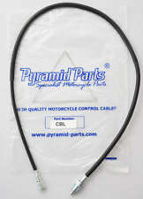 Pyramid Parts Speedo Cable fits:  Suzuki GS550 M 1982