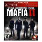 Mafia II -- Greatest Hits (Sony PlayStation 3, 2011)