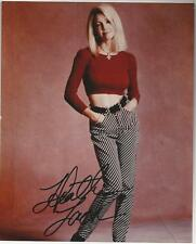 Heather Locklear signed photo