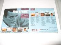 Tony Bennett - Original Album Classics (2011) 5 cd New & Sealed