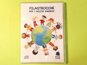 FILASTROCCHE PER I NOSTRI BAMBINI CD BOOK TIME