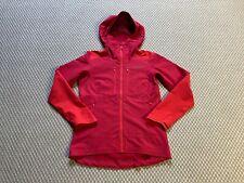 Norrona Women's Trollveggen Flex1 Softshell Jacket Red M / Medium RRP £250