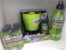 Gazillion Bubbles Tornado Machine Bubble Blaster Blower Kids Summer Lot Of 3