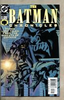 Batman Chronicles #23-2001 nm- 9.2 DC Comics Giant-Size last issue Jason Bard
