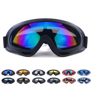 Cycling Goggles Sunglasses Windproof Bike Bicycle Riding Sports Glasses Eyewear