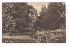 More details for oxon henley friar park lake bridge beatle george harrison mead publish postcard