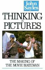 """Thinking in Pictures: The Making of the Movie """"Matewan""""-ExLibrary"""