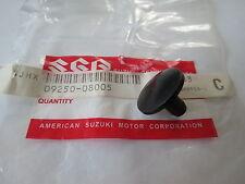 SUZUKI STEERING STEM BOLT CAP (1) GT RE5 TS DR-Z250 250 380 500 550 750 TS250
