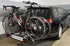 Universel Porte-vélos sur attelage pour 2 vélos AMOS TYTAN 2 + UN GRATUIT