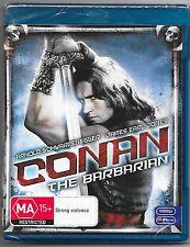 Conan The Barbarian Blu Ray(Original Version) New & Sealed Region B Free Post