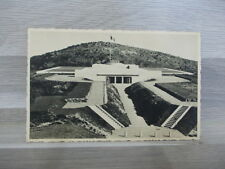Old postcard - Military - Monument aux Morts avec Hartmannswillerkopf