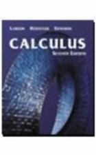 Calculus With Analytic Geometry, Seventh Edition by Larson, Ron