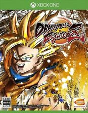 SONY Xbox One Japan Dragon Ball Fighter Z Tracking from JAPAN
