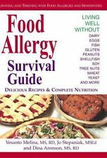 Food Allergy Survival Guide: Surviving and Thriving with Food-ExLibrary