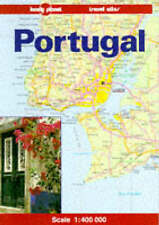 Lonely Planet Portugal (Travel Atlas)