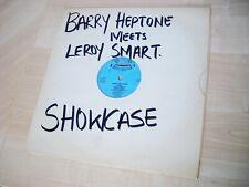 Barry Heptone Meets Leroy Smart Showcase A-1 B-1 UK LP Struggle ST002 NM