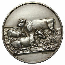 Buenos Aires Argentina Rural & Industrial Exposition De Mercedes Silver Medal