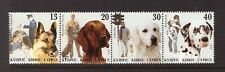 Cyprus MNH 2005 Dogs set mint stamps
