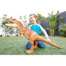 Jurassic World SUPER COLOSSAL T Rex TYRANNOSAURUS REX NEW