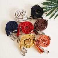 Canvas Adjustable Strap Removable Replacement Shoulder Bag Candy Color Strap
