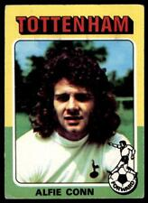 Topps Foootball 1975 Red/Grey (B2) Alfie Conn Tottenham Hotspur No. 139