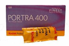 Kodak Portra 400 120 Film - Ultra Fein Maserung Negativfilm
