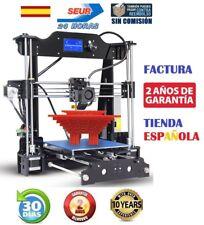 IMPRESORA 3D TRONXY X8 PRUSA i3 + TARJETA MICROSD 8GB + 2 AÑOS GARANTÍA. + 24H