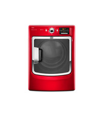 "Maytag Mgd6000Xr 27"" Crimson Front-Load Steam Gas Dryer Nob #4630 Mad"