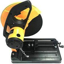 Troncatrice per Ferro con Disco da Taglio 355MM 1800W Sega Taglia Tronca Metalli