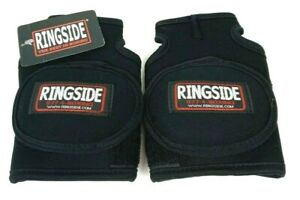 Ringside Training Aerobic Weighted Exercise Gloves 1lb Each Adjustable Hook Loop