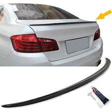Heckspoiler Spoilerlippe Echt Carbon für BMW 5er F10 F18 Limousine ab 10