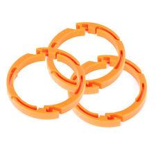 Fox Shock 803-01-139 separadores de volumen, 3 pares: Flotador X2, Clip-en el, plástico, 0.25in
