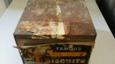 Vintage Arnott's biscuit tin