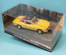007 JAMES BOND Diamonds are forever Triumph Stag CAR MODEL RARE 1:43