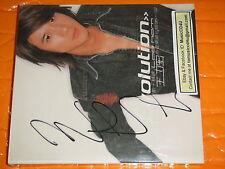 MusicCD4U CD Lee Hom Wang Li Hong Autograph 王力宏 新歌+精选 音乐进化论 Evolution