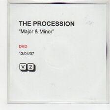 (GE964) The Procession, Major & Minor - 2007 DJ DVD