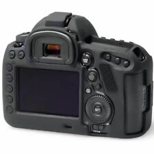 For Canon EOS 5D3 Mark IV 5D4 Silicone Rubber Protective Body Cover Case